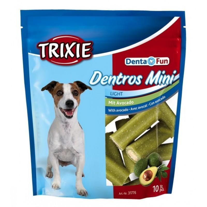 """Лакомство TRIXIE для собак """"Dentros Mini"""" с авокадо 140гр/10шт (31776)"""