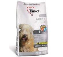 1st Choice (Фест Чойс) Hypoallergenic Adult гипоаллергенный сухой корм для собак 12 кг