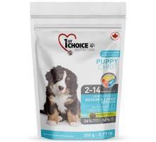 1st Choice (Фест Чойс) Puppy Medium & Large Chicken сухой корм для щенков средних и крупных пород с курицей 350 г