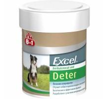 8in1 (8в1) Excel Deter Coprophagia - таблетки от поедания кала для собак эксель детер, 100 таблеток
