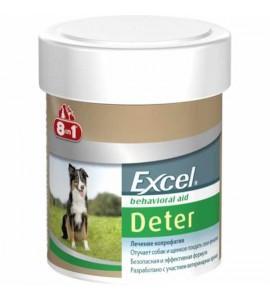 Excel Deter Coprophagia 8in1 - Детер кормовая добавка от поедания фекалий для собак