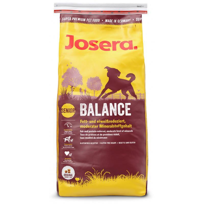 Корм для собак Josera Balance (Йозера Беленс) 15 кг пожилые собаки и собаки с лишним весом