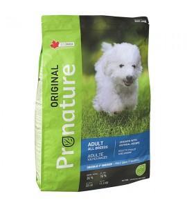 Pronature Original Dog Chicken Oatmeal, 11,3 кг ПРОНАТЮР ОРИДЖИНАЛ КУРИЦА С ОВСЯНОЙ МУКОЙ, корм для собак
