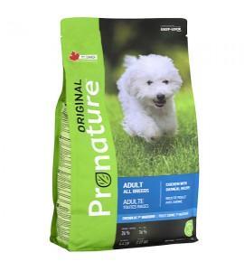 Pronature Original (Пронатюр Ориджинал) Dog Chicken Oatmeal сухой корм для собак всех пород с курицей 2,27 кг
