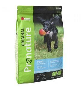 Pronature Original (Пронатюр Ориджинал) Puppy Chicken Oatmeal сухой корм для щенков всех пород с курицей 11,3 кг