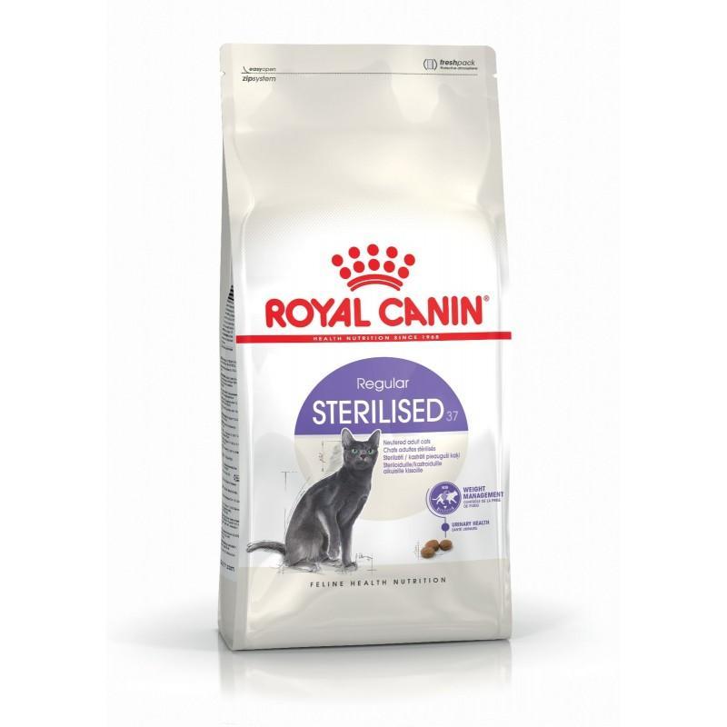 Корм ROYAL CANIN STERILISED 10 кг