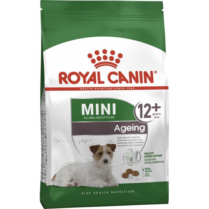 Корм ROYAL CANIN MINI AGEING 12+ 0,8 кг (для собак мелких пород старше 12 лет)