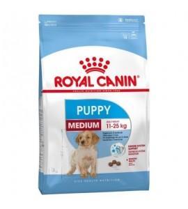 Корм ROYAL CANIN MEDIUM JUNIOR 4 кг (для щенков средних пород от 2 мес. до 12 мес.)