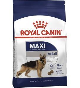 Корм ROYAL CANIN MAXI ADULT 4 кг (для собак крупных пород от 15 мес. до 5 лет)