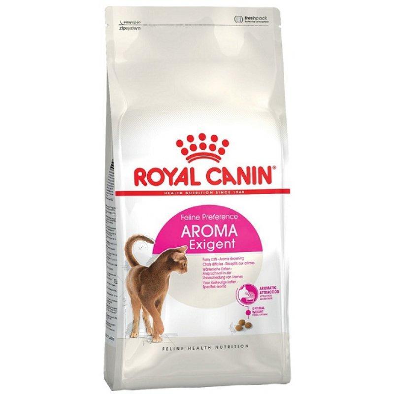 Корм ROYAL CANIN Exigent Aromatic 10 кг