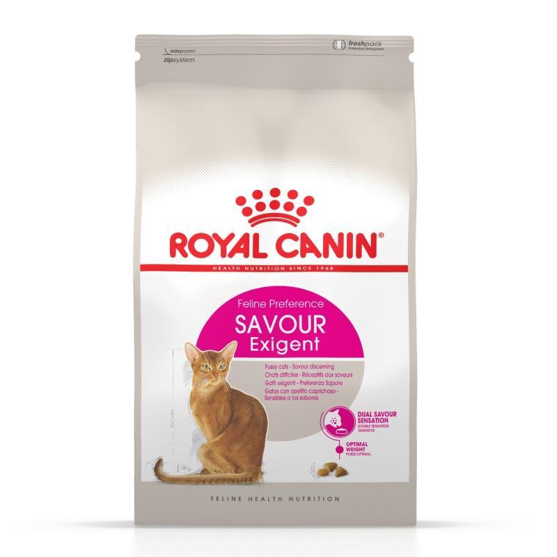 Корм ROYAL CANIN EXIGENT SAVOUR 2 кг