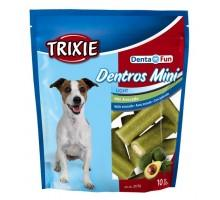 Лакомство для собак Trixie Dentros Mini с авокадо 140 г