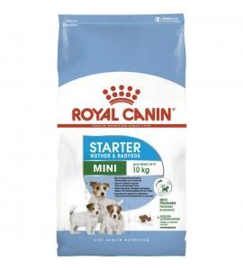 Royal Canin Mini Starter - сухой корм для щенков (до 2-х месяцев) мелких пород 1 кг